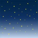 natt Arkivfoto