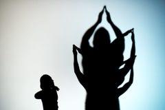 Natt av dansen Arkivfoto