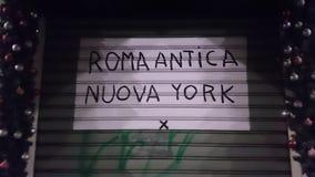 Natt Milan Royaltyfri Fotografi