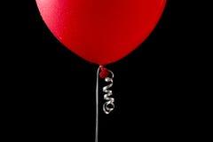 Natte ballon Stock Fotografie