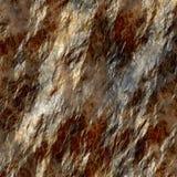 Natte rotsoppervlakte Royalty-vrije Stock Foto's