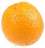 Natte Sinaasappel Royalty-vrije Stock Foto