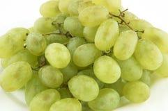 Natte zoete druiven stock fotografie
