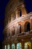 Nattetid Colosseum 2 arkivfoto
