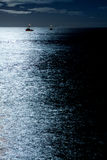 Nattfiske Arkivfoto