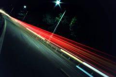 Nattfors arkivbild