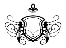 nattkrigare royaltyfri illustrationer