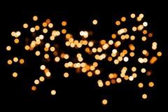 Nattljus Royaltyfri Foto