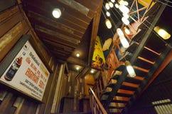 Nattmarknad Royaltyfria Foton