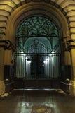 Nattmegalopolis Royaltyfria Foton