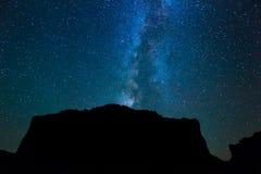 nattsky Fotografering för Bildbyråer