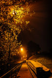 Nattstopp Fotografering för Bildbyråer