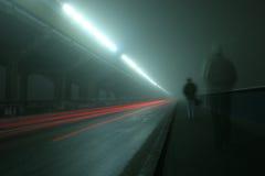 natttrafik Arkivfoto