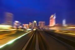 natttrafiker Fotografering för Bildbyråer