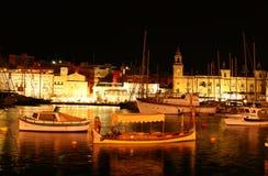 nattvittoriosa Fotografering för Bildbyråer