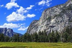 Natual Wonders of Yosemite Stock Image