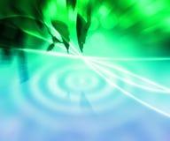 Natur-abstrakte Hintergrund-Beschaffenheit Lizenzfreies Stockfoto