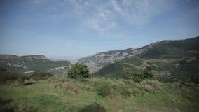 Natur in Armenien-Himmel, Reise, Landschaft, Hintergrund, Tourismus, Berg, Panorama stock footage