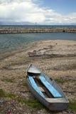 Natur auf See Ohrid macedonia lizenzfreies stockfoto