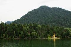 Natur av Baikal royaltyfri bild