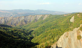Natur av Georgia Royaltyfria Bilder