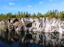 Natur av Karelia Fotografering för Bildbyråer