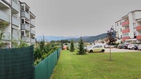 Natur av Klagenfurt Royaltyfri Fotografi