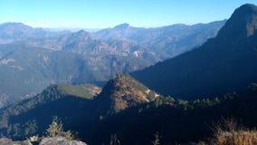 Natur av kullar Arkivfoto