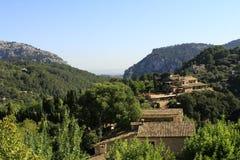 Natur av Mallorca Royaltyfri Fotografi