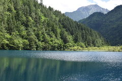 Natur in China Lizenzfreies Stockbild