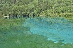 Natur in China Stockbild