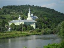 Natur das Kloster Lizenzfreie Stockfotografie