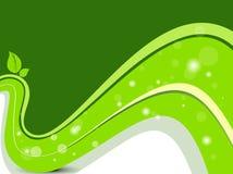 natur för illustration för green för bakgrundsbegreppseco vektor illustrationer