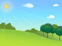 Natur-Hintergrund Lizenzfreie Stockbilder