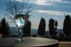 Natur i exponeringsglas Royaltyfri Bild