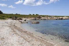 Natur i Spanien arkivbild