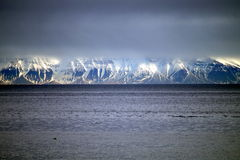 Natur iceland royaltyfri foto