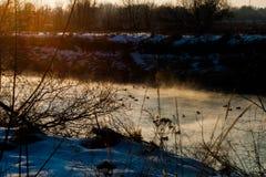 Natur im Vorfrühling Lizenzfreie Stockfotografie