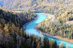 Natur kategorie: Kanas sceneria Fotografia Stock