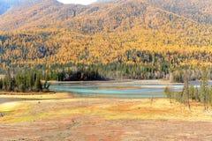 Natur kategorie: Kanas sceneria Zdjęcie Stock
