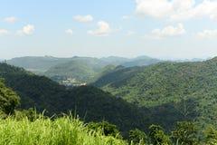 Natur khao Yai Stockfotografie