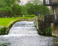 Natur Låsvatten Royaltyfri Bild