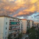 Natur-Landschaft Spanien Torres stockfotos