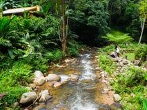 Natur nimmt Thailand Zuflucht Lizenzfreie Stockbilder