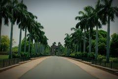 Natur och historiskt ställe arkivbild