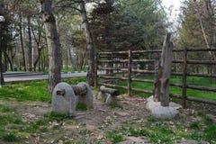 Natur-Park Lizenzfreie Stockbilder