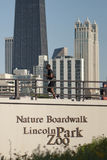 Natur-Promenade Lizenzfreie Stockfotos
