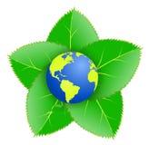 Natur schützen die Erde Stockfoto
