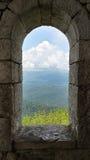 natur till fönstret Royaltyfri Bild