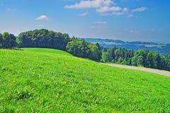 Natur in Turbenthal bei Winterthur in Zürich-Bezirk von der Schweiz Stockfotos